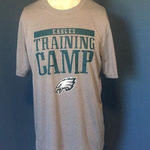 Men's  Philadelphia eagles training camp t-shirt